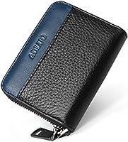 小さい 小銭入れ メンズ 本革 コインケース カードケース YKK ファスナー コンパクト 財布