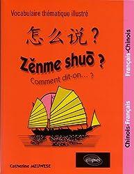 Zenme shuo ? : Lexique thématique français-chinois-français