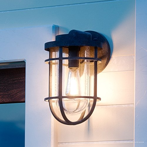 Nautical Outdoor Lighting Sconces in Florida - 9