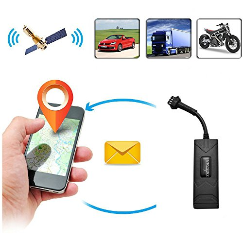 Long Distance Car Monitor Personal GPS Tracker Motorbike Engine Cut Spy Tracker with Free Lifetime Platform Tracking by TK STAR (Image #3)