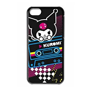 Kuromi Cheeky but Charming iPhone 5c Cell Phone Case Black Delicate gift AVS_597801