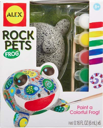 ALEX Toys Craft Rock Pets Frog, Multi