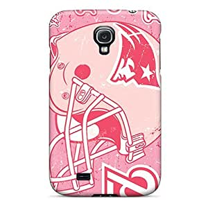 Hot Style GdD425mPqo Protective Cases Covers For Galaxys4(new England Patriots)