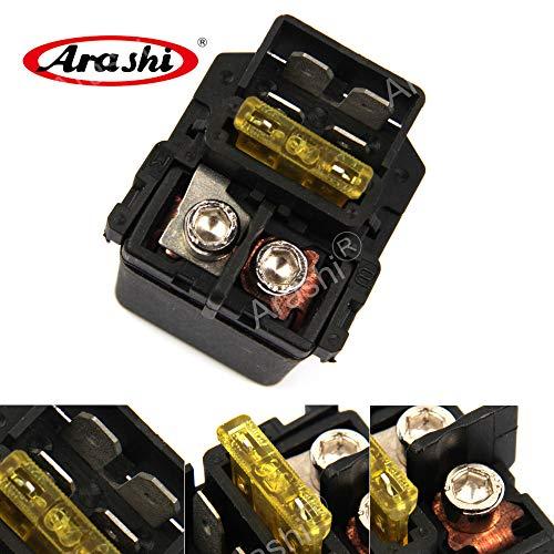 Arashi Electrical Starter Solenoid Relay for HONDA CBR1000RR 2004-2007 / CBR1100XX GL1500 VALKYRIE 1997-2003 / CBR600RR CBR600RA 2007-2010 Motorcycle Accessories CBR 1000 CBR1000 RR 1000RR (2007 Honda Cbr1000 Motor)