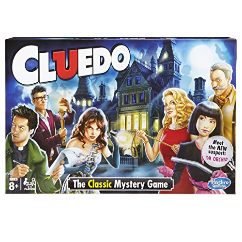 CLUEDO The Classic Mystery Game - 1