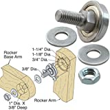 Platte River 124094, Hardware, Furniture, Miscellaneous, Glider/Rocker Bearing Assembly Only