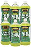 TSI Supercool 25145-6CP 68 PAO Synthetic Lubricant Plus U/V Dye, 32 oz, 6 Pack