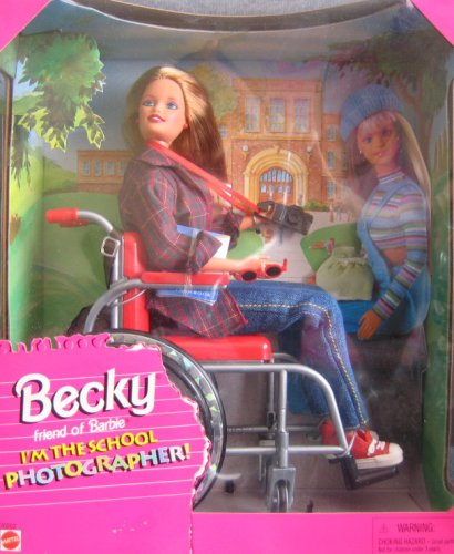 venta caliente en línea Barbie Barbie Barbie Collector   20202 Becky im Rollstuhl  ¡no ser extrañado!
