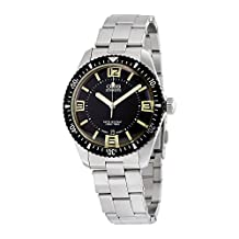 Oris Divers Sixty-Five Automatic Black Dial Mens Watch 733-7707-4064MB