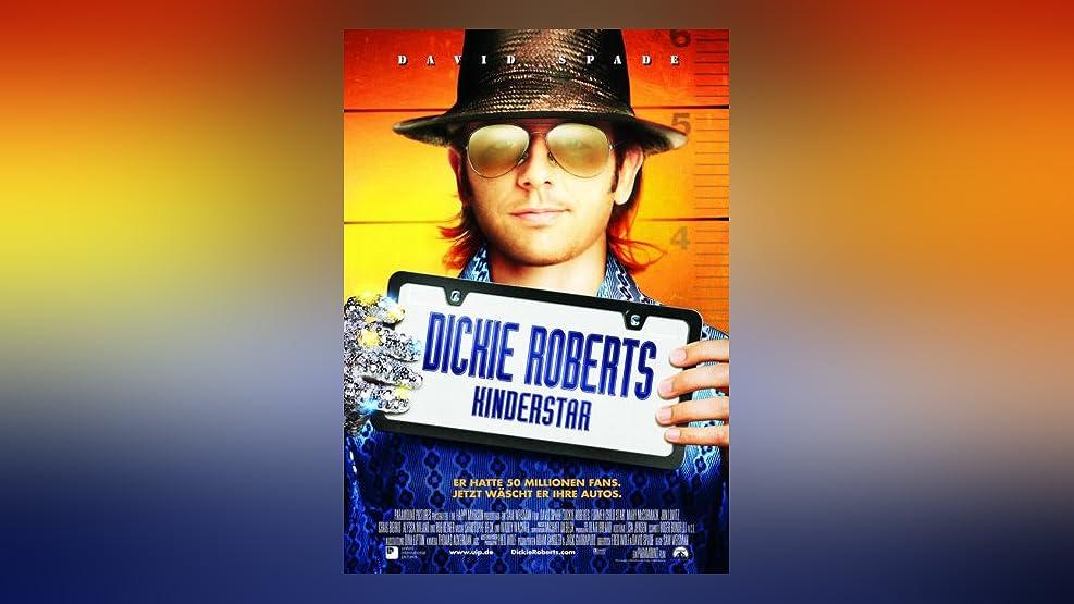 Dickie Roberts Kinder-Star