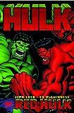 img - for Hulk, Vol. 1: Red Hulk (v. 1) book / textbook / text book