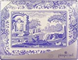 Pimpernel Blue Italian Placemats, Set of 6