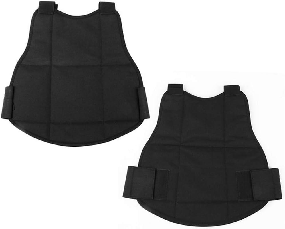 taglia unica nero Bodyguard di formazione gilet Outdoor gilet protettivo gilet caccia vestiti CS Game Filed guardia di sicurezza gilet