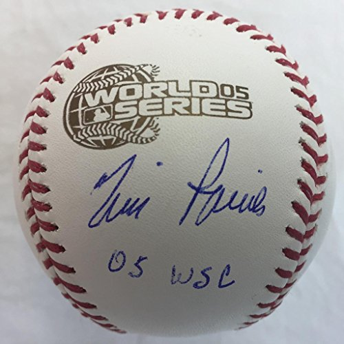 - Tim Raines inscribed