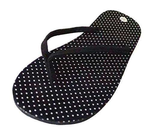 Minetom Slim Flip Flops Sandalen Damen Zehentrenner Modell Strand Sommer Pantoffel EU Größe ( Punkt EU 39 ) gwv71cRQwL