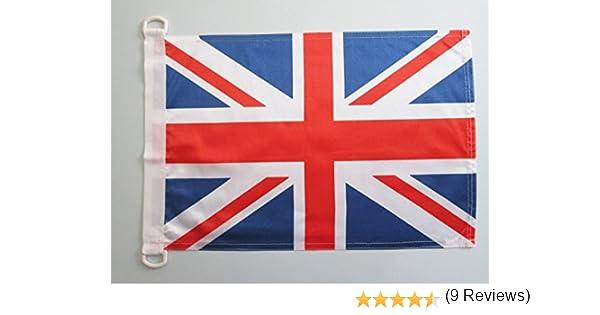 AZ FLAG Bandera Nautica del Reino Unido 45x30cm - Pabellón de ...