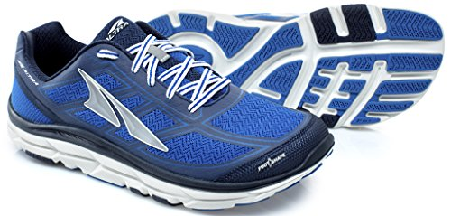 Altra AFM1845F Men's Provision 3.5 Running Shoe, Blue - 11 D(M) US