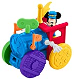 disney motorized train - Fisher-Price - Disney Mickey Mouse Clubhouse - Mouska-Maker Wind-Up Express