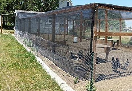 45%-50% Protección Solar Sombrilla Negro, Sombrilla, Sombrilla, Jardín Ligero Y Duradero, Flor, Planta, Invernadero, Granero, Perrera, Flores, Terraza, ...