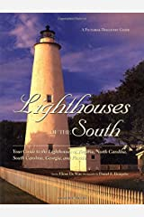 Lighthouses of the South (Pictorial Discovery Guide) Hardcover