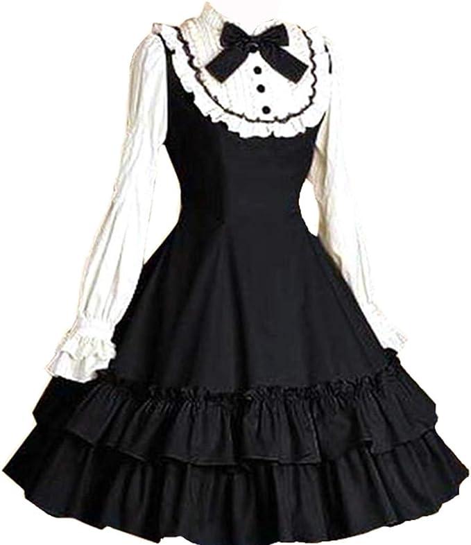 Women's Long Sleeves Multi Layers Classic Sweet Lolita Dress
