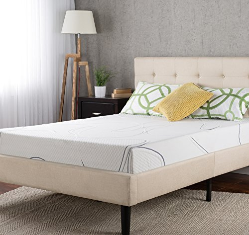 Sleep Revolution MyGel 8 inch Memory Foam Mattress, King