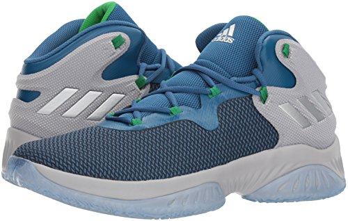 Eu Metallic Adidas 44 Explosive Homme Blue silver Bleu sld M Originalsby4467 capital none Bounce ggqxRrO