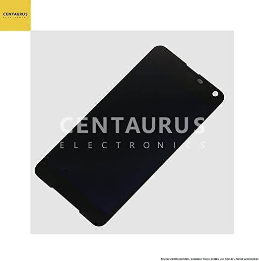 LIYUNSHU LCD Screen and Digitizer Full Assembly with Frame for Microsoft Lumia 540