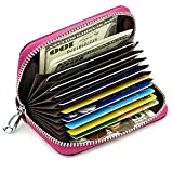 Cute Light Wallet Around Zip Coin Purse Small Card Case Holder Primely For Women