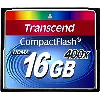 COMPACTFLASH CARD, 16GB, 400X Electronic Computer