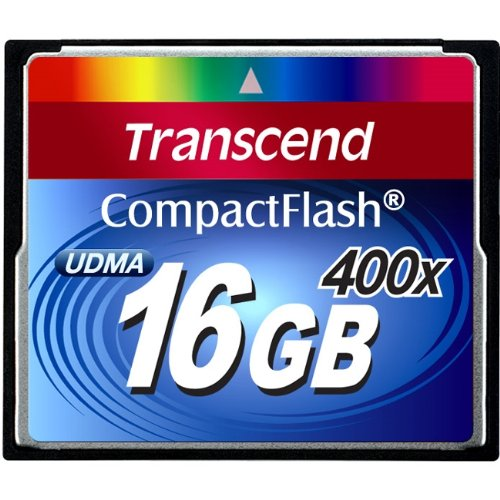 COMPACTFLASH CARD, 16GB, 400X Computers, Electronics, Office Supplies, Computing by Transcend