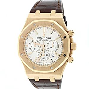 Audemars Piguet Royal Oak automatic-self-wind mens Watch 26320OR.OO.D088CR.01 (Certified Pre-owned)