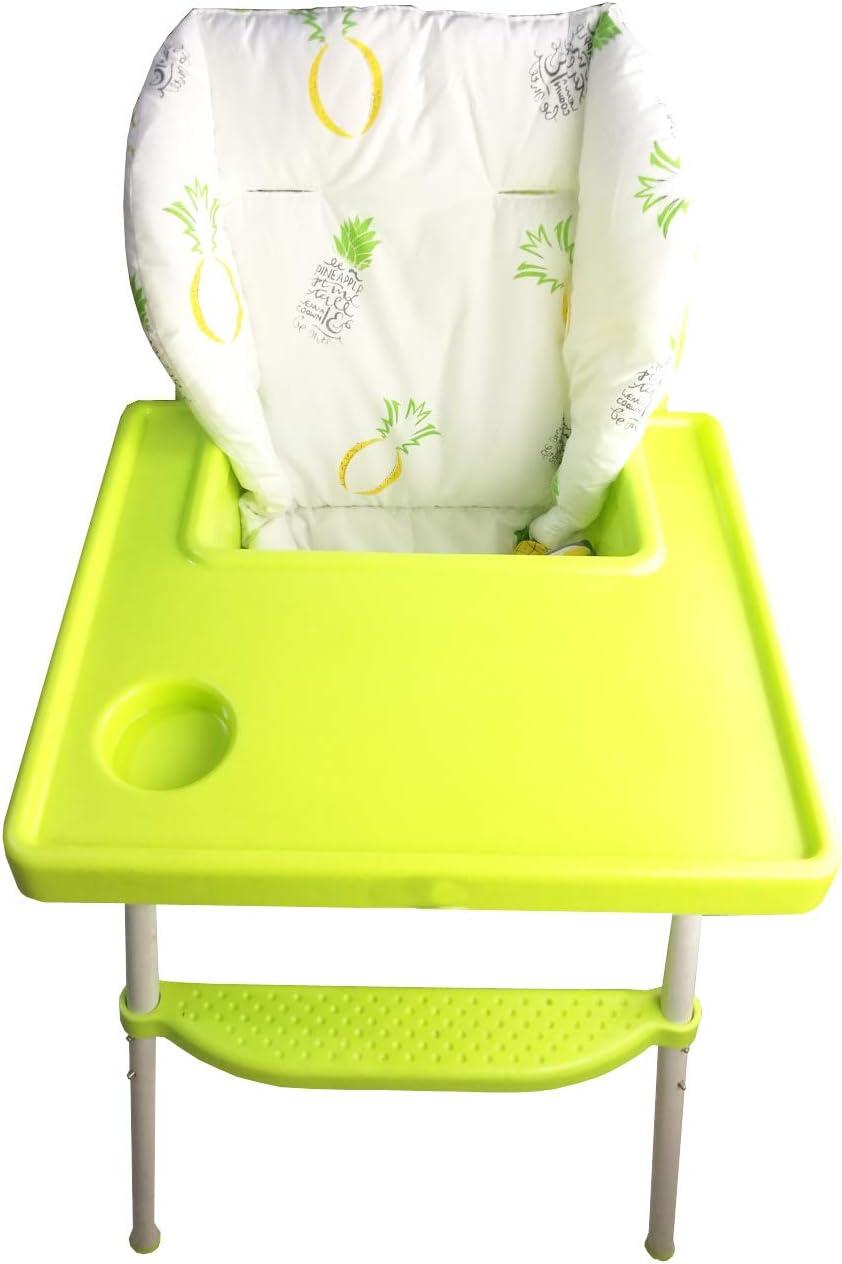 Forro para silla de beb/é de PVC de repuesto rosa Italbaby 050.6100