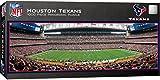 MasterPieces NFL Houston Texans 1000 Piece Stadium Panoramic Jigsaw Puzzle