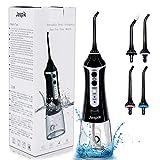 Best Oral Irrigators - Water Flosser Cordless Dental Oral Irrigator - Jaspik Review