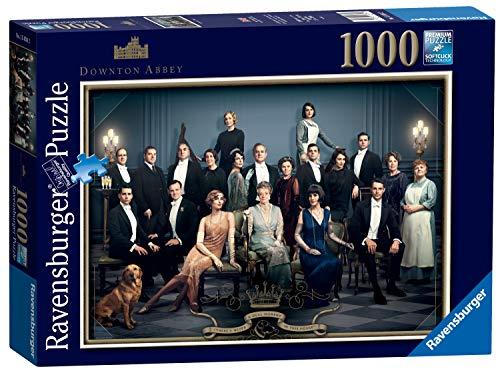 Ravensburger 15034 Downton Abbey Movie 1000pc Jigsaw Puzzle,