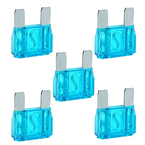Automotive Maxi Fuse - 5 Pcs 60 Amp Large Blade Style Maxi Fuse for Car RV Boat Auto