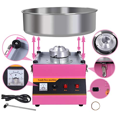 M2 Outlet Electric Cotton Candy Machine by M2 Outlet (Image #6)