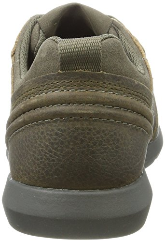 Peau Homme Olive Beckett Dark Taille Mens Caterpillar Unique Vert Baskets q1txE