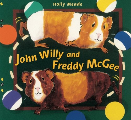 John Willy and Freddy McGee pdf epub