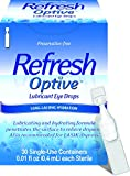 Refresh Preservative-Free Lubricant Eye Drop - 30 Single Use Containers (Packaging may vary)