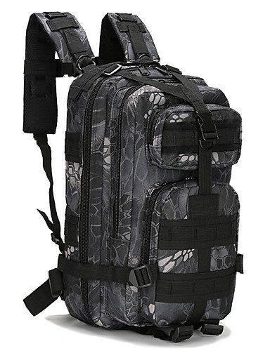 ZQ 25 L Andere Camping & Wandern Draußen Multifunktions andere PU Leder / Oxford / Terylen
