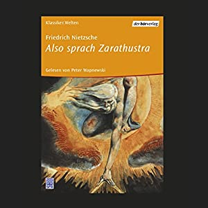 Also sprach Zarathustra Hörbuch