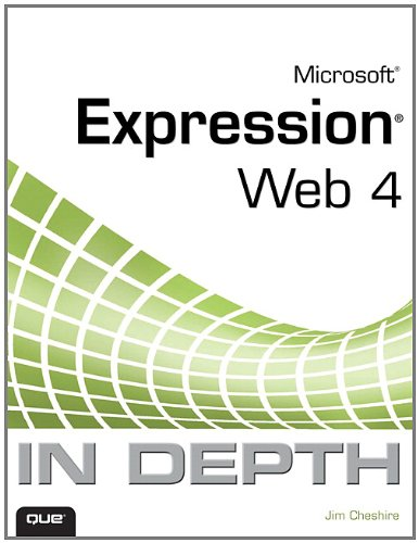 [PDF] Microsoft Expression Web 4 In Depth Free Download | Publisher : Que | Category : Computers & Internet | ISBN 10 : 0789747243 | ISBN 13 : 9780789747242