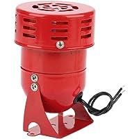 220 V 120 dB motoralarm MS-190 industrieel geluid, elektrische bescherming tegen diefstal, rood motoraangedreven sirene…