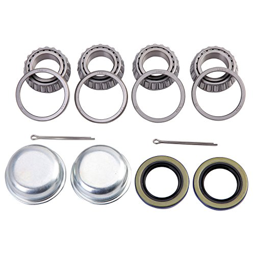how to pack trailer bearings