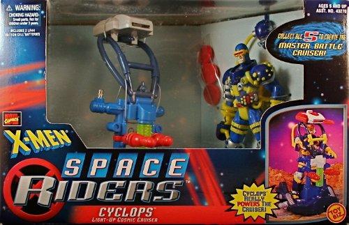 X-Men Space Riders Cyclops Action Figure -