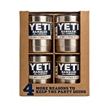 YETI Rambler Lowball 10 oz Stainless Steel Cup with Lid 4...