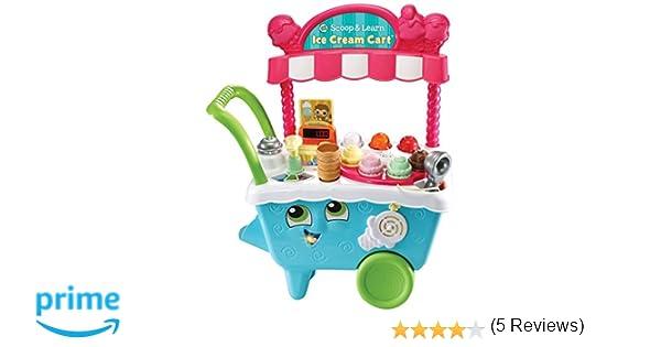 LeapFrog 600703 - Juego de Juguetes para Crema de Hielo: Amazon.es: Juguetes y juegos