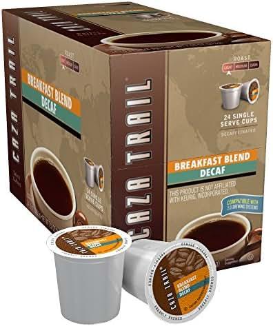 Coffee Pods: Caza Trail